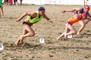 Chris Parry - Beach Sprinter